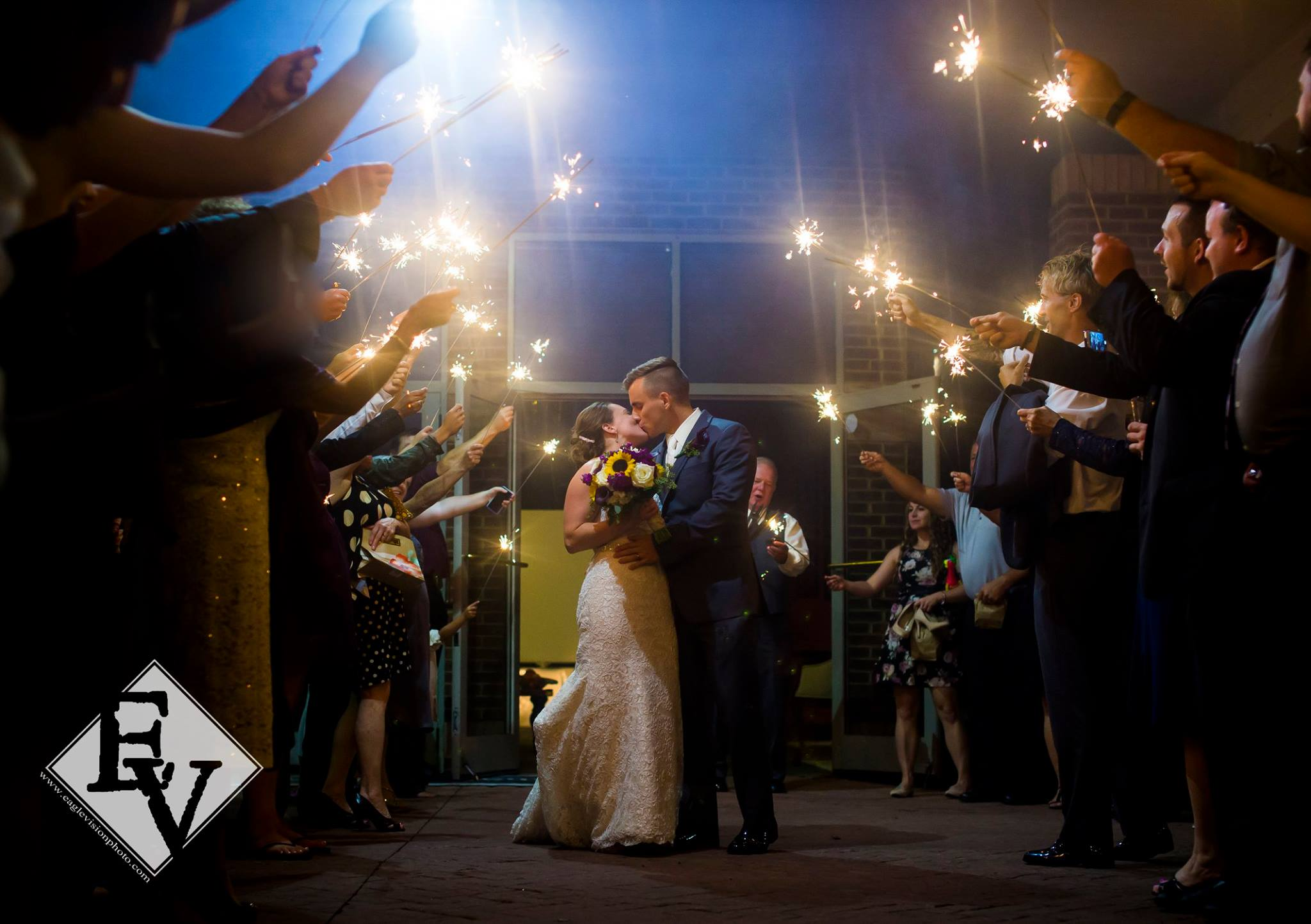 Wedding Sparklers Send-off Trend | Wedding Sparklers Outlet
