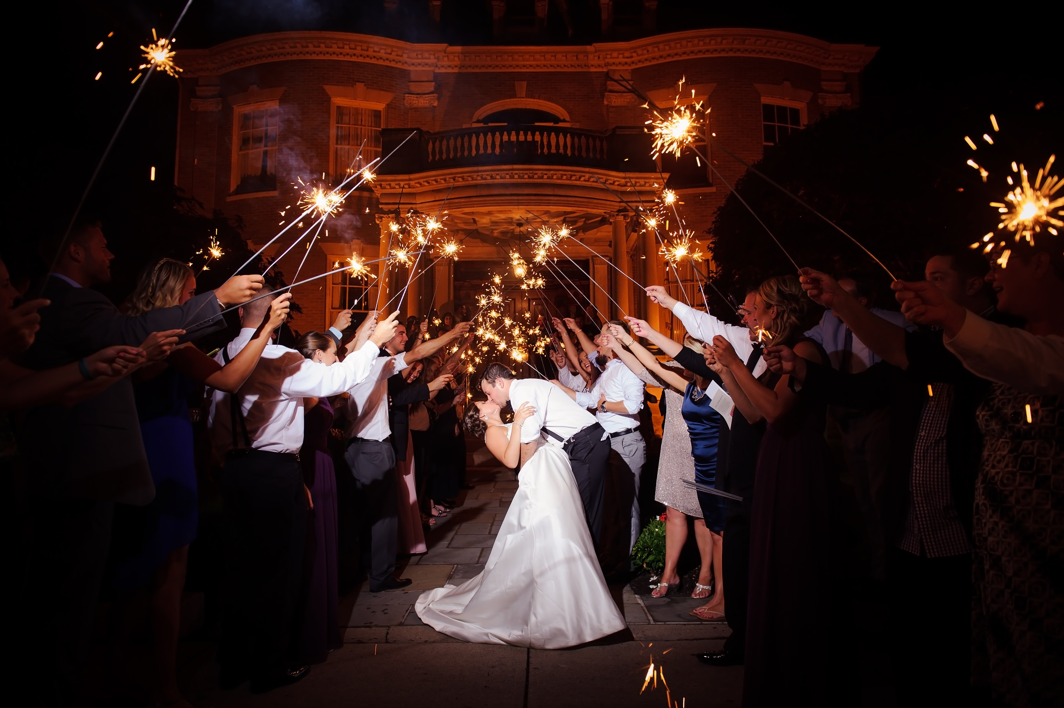 Wedding Sparklers The Inexpensive Way For Guests To Have Fun Wedding Sparklers Outlet Blog