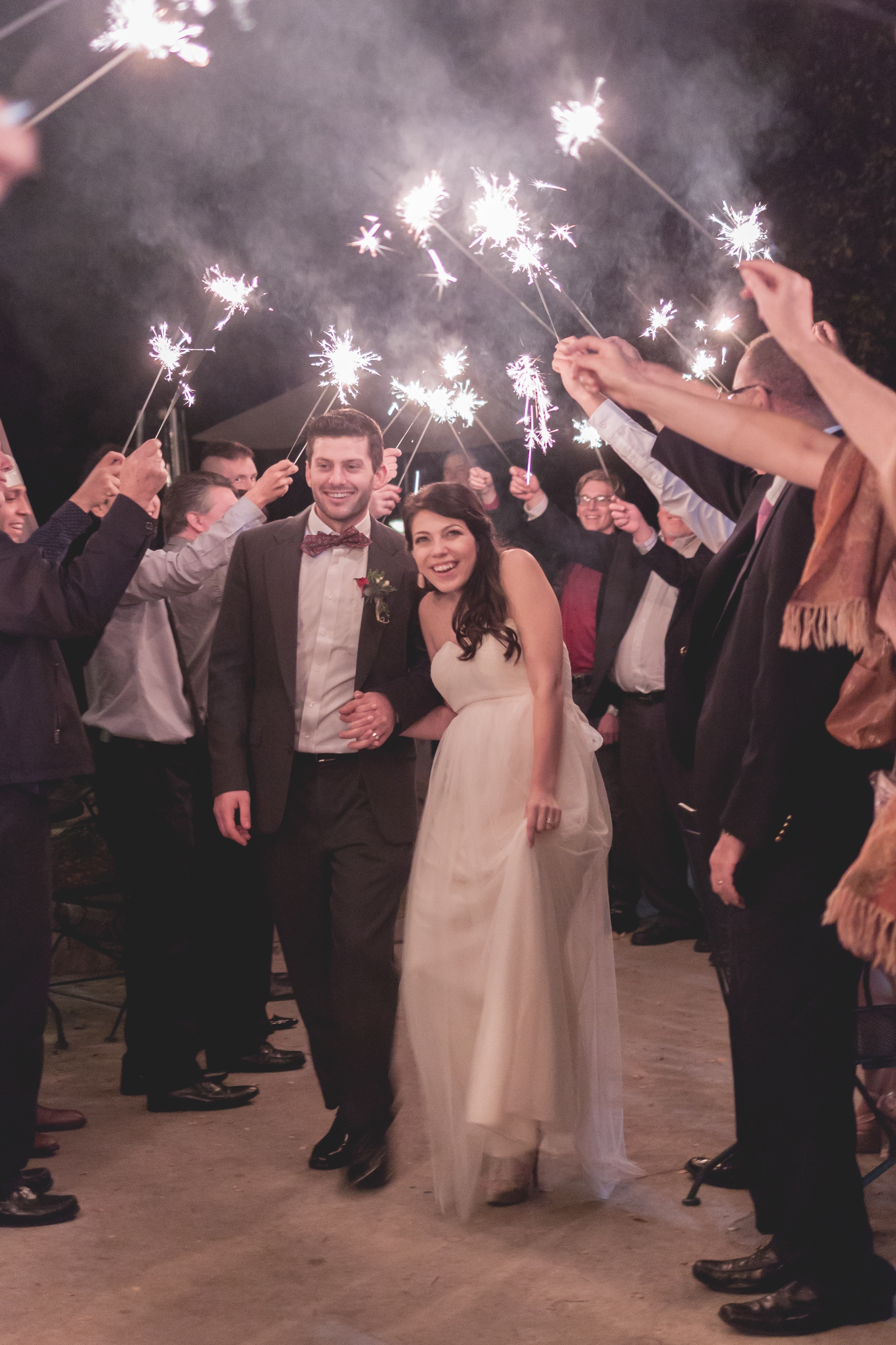 10 Inch 20 Or 36 Wedding Sparklers Which One Is Right For Me