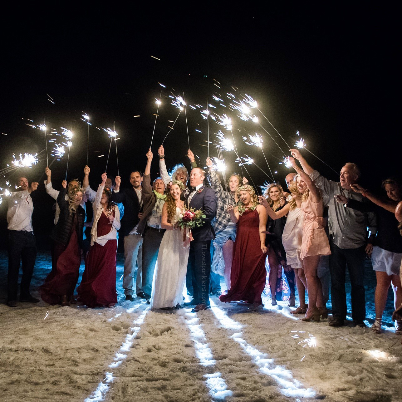 Wedding Sparklers Blog Wedding Sparklers Outlet