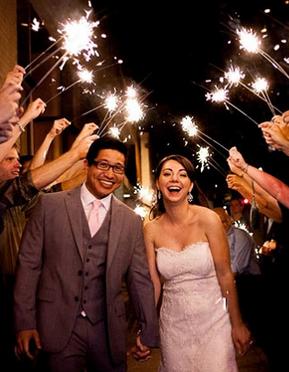 Wedding Day Sparkler Checklist Wedding Sparklers Outlet