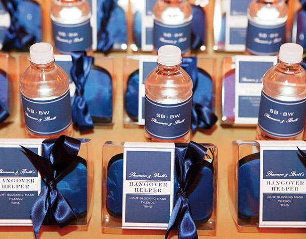 Creative Wedding Gift Ideas: Wedding Reception Ideas