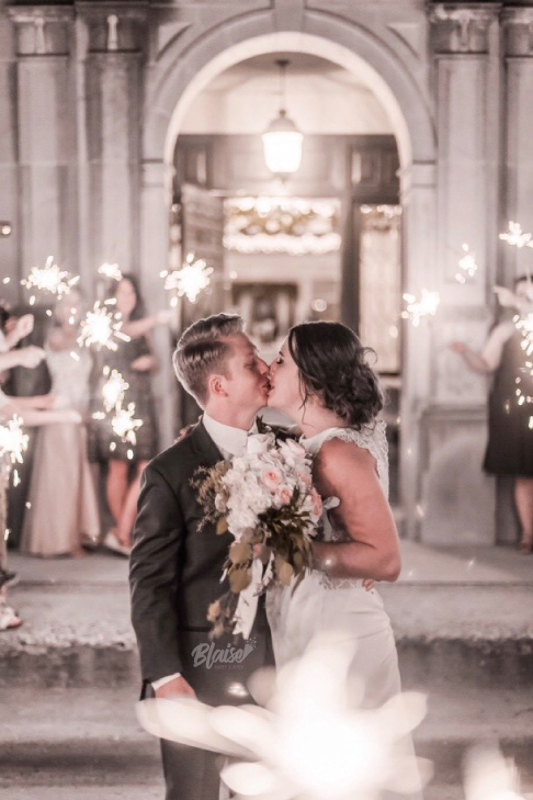 10 Inch Wedding Sparklers Package