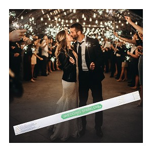 36 Inch Wedding Sparklers 40 Person Package